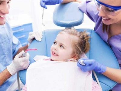 Take Your Child To The Dentist Regularly